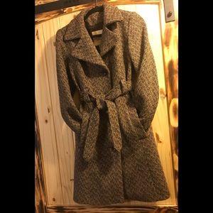 Covington Herringbone Coat